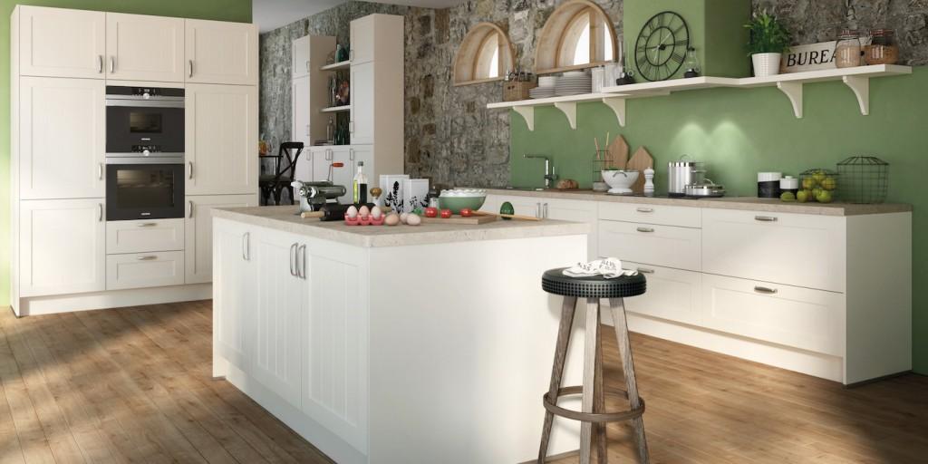Schüller küchen landhausstil  Schüller Küche Canto › Madeia & Wesfa Ihre Traumküche preiswert finden