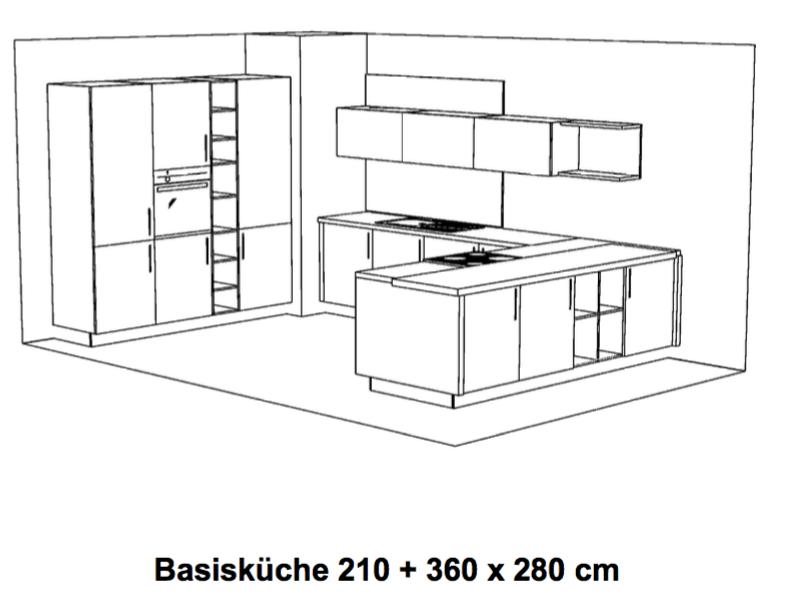 nolte k che softlack in papyrus madeia wesfa ihre traumk che preiswert finden. Black Bedroom Furniture Sets. Home Design Ideas