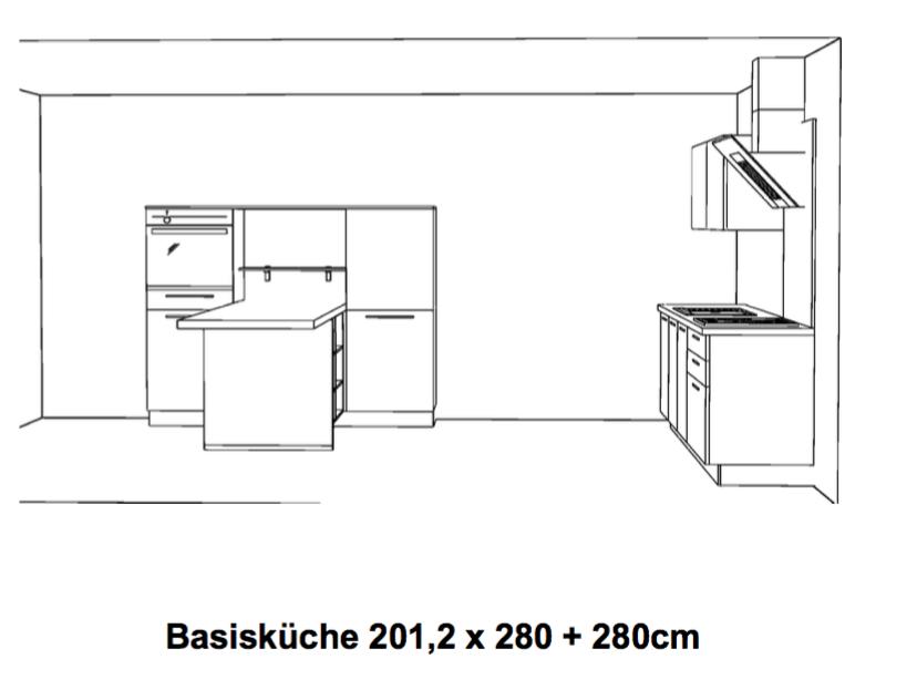 nolte k che softlack rot madeia wesfa ihre traumk che preiswert finden. Black Bedroom Furniture Sets. Home Design Ideas