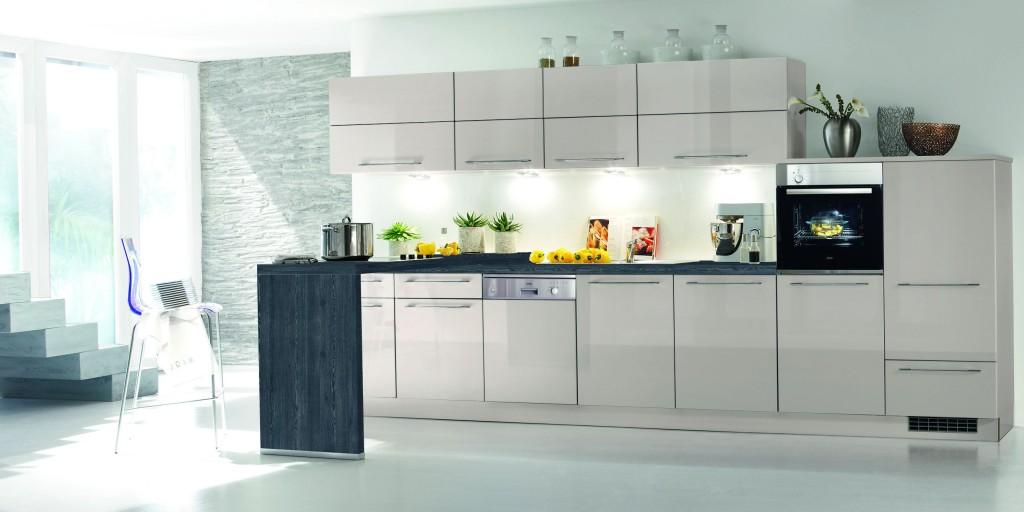 Nolte Küche Trend Lack sahara hochglanz › Madeia & Wesfa Ihre ...